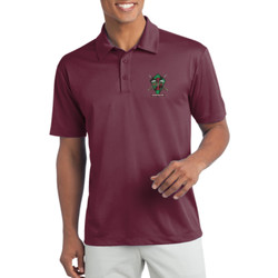 Red Eye Men's Silk-Touch Polo