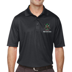 Red Eye Dad's Performance Polo