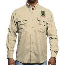Red Eye Dad L/S Performance Fishing Shirt Thumbnail