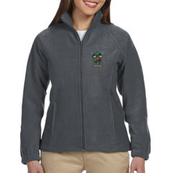 Red Eye Women's Full Zip Fleece  Thumbnail