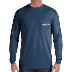 I-1 Panther Long Sleeve Throwback Tee  Thumbnail